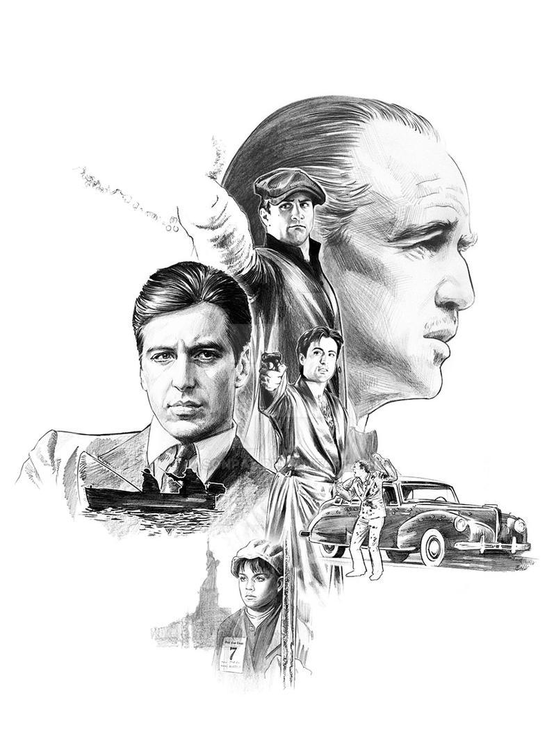 Godfather by jasonpal