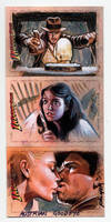Indy Sketch Cards: Horizontal