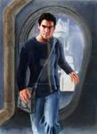 Simon Portrait