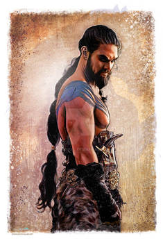 Drogo Painted