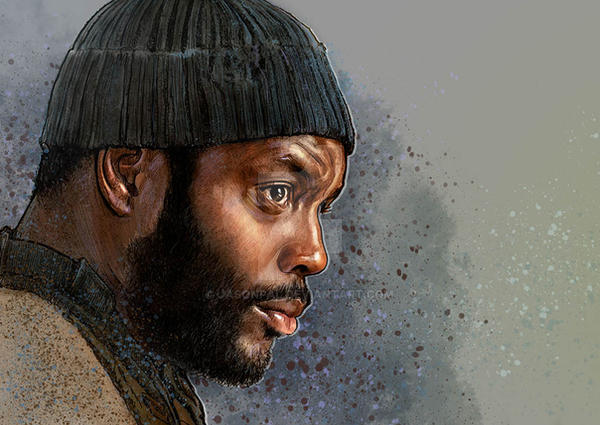 Tyreese by jasonpal