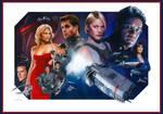 Battlestar Galactica by jasonpal