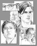 Peek at the Big Heroes piece