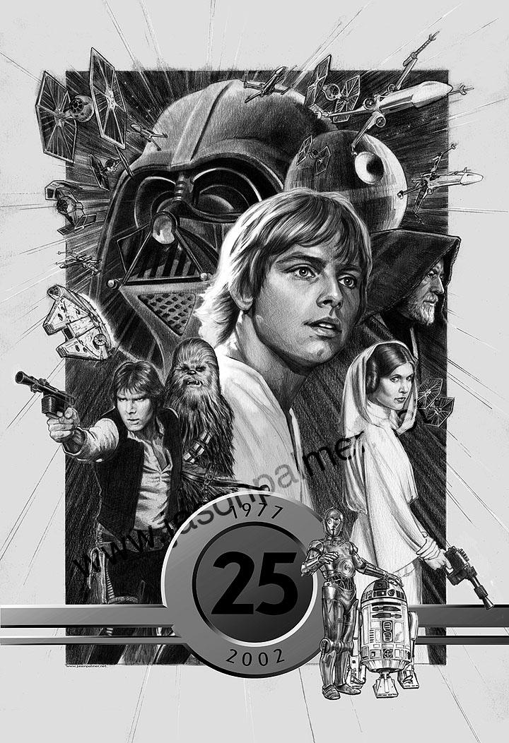 Star Wars 25th