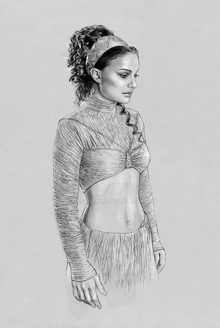 Padme -Return Home by jasonpal