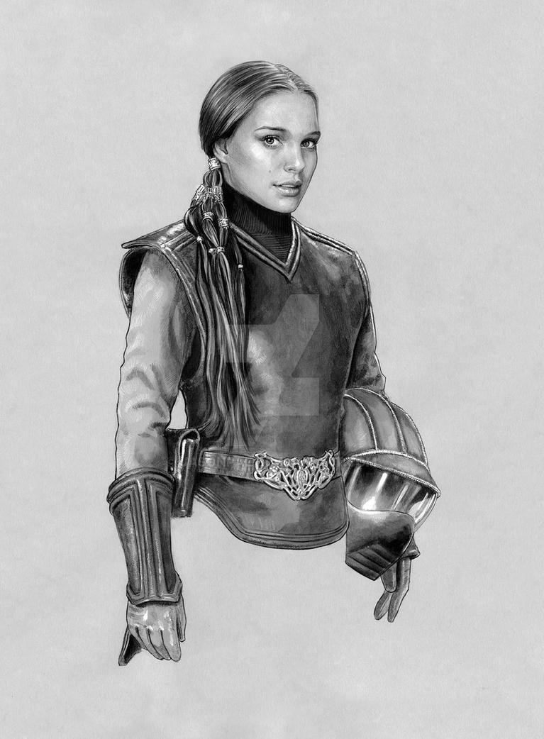 Pilot Padme by jasonpal