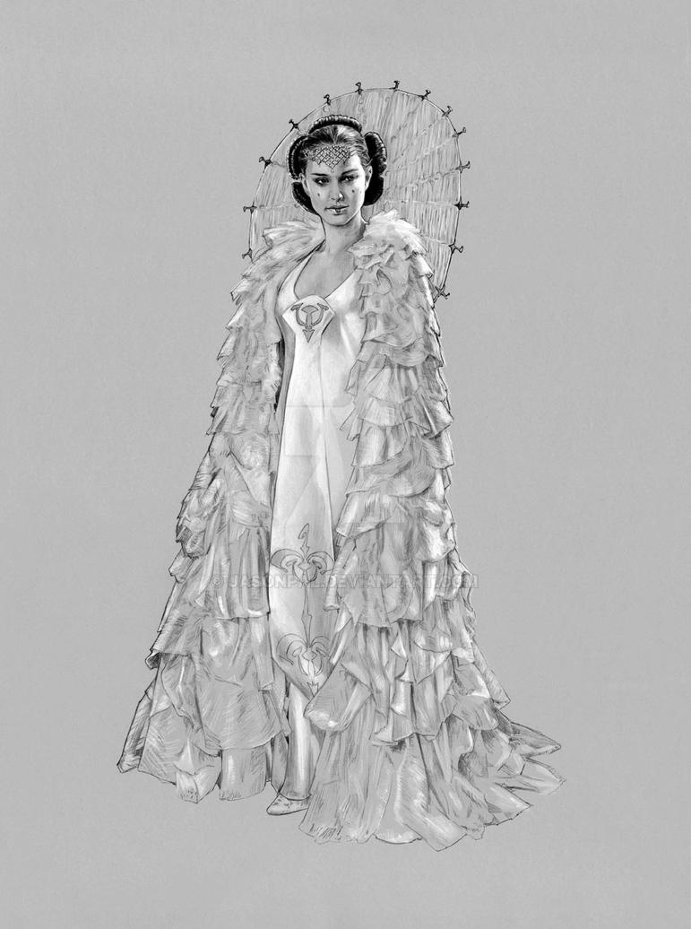 Padme -Parade Gown by jasonpal on DeviantArt