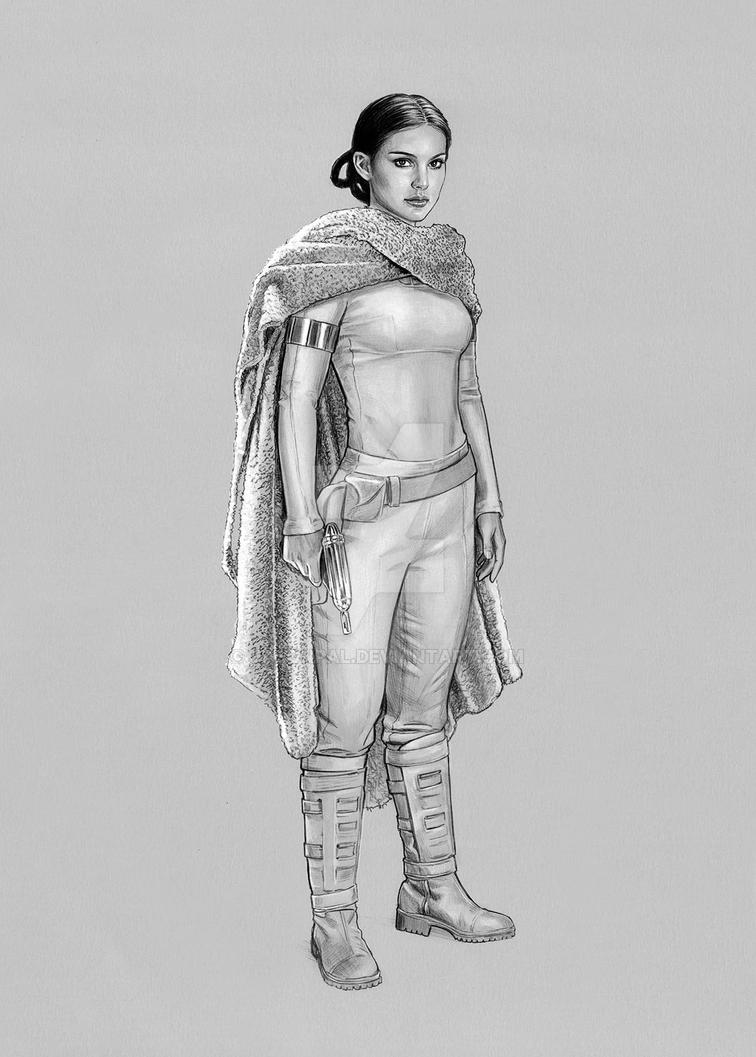 Padme -The white outfit by jasonpal ...  sc 1 st  DeviantArt & Padme -The white outfit by jasonpal on DeviantArt
