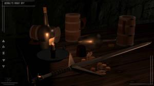 Geralt's Night Off
