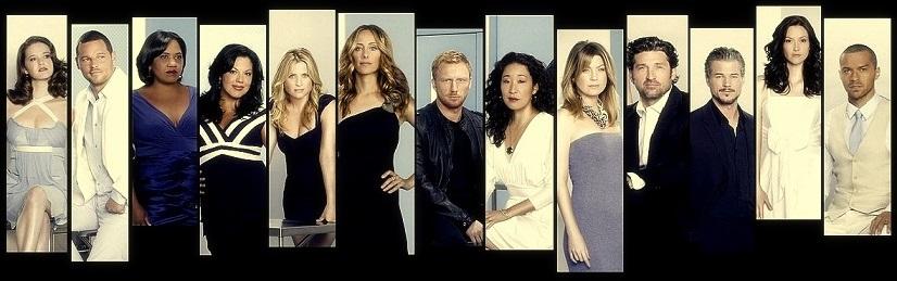 Grey\'s Anatomy Season 7 Cast by patriiCk-staa on DeviantArt