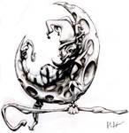 Moon jester