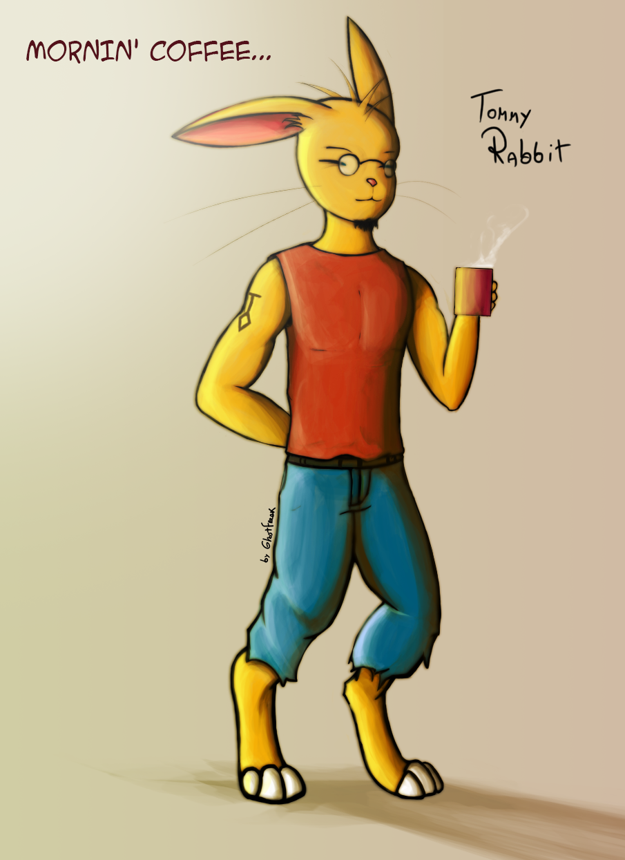 TommyTheRabbit's Profile Picture