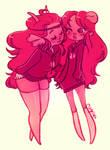 mspa: hair babes