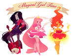 magical girl time