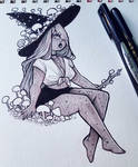 fungal witch