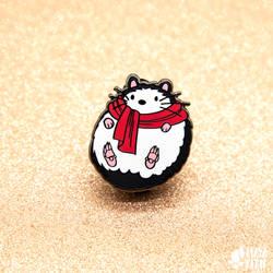 hedgehog pin by mayakern