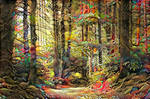 Dragonland forest