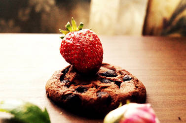 Cookie_Strawberry by Lina-Poe
