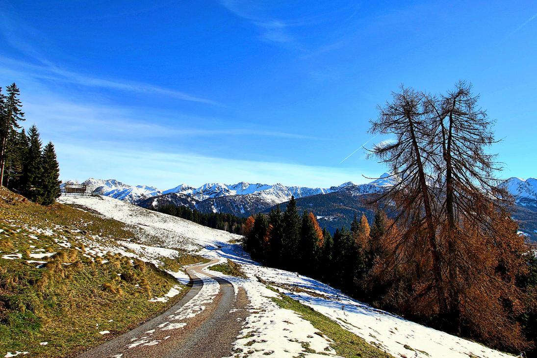 Strada Alpina by tortagel