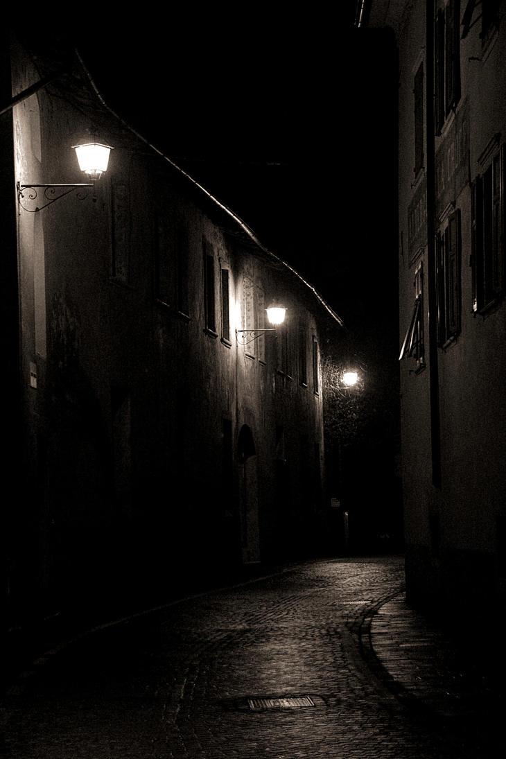 Via Di Paese by tortagel