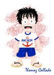Monkey D. Luffy - Child