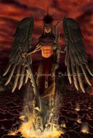 Lucifer by Slibinas-Vytis