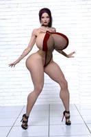 Rina Super Sexy Bikini by azalta09