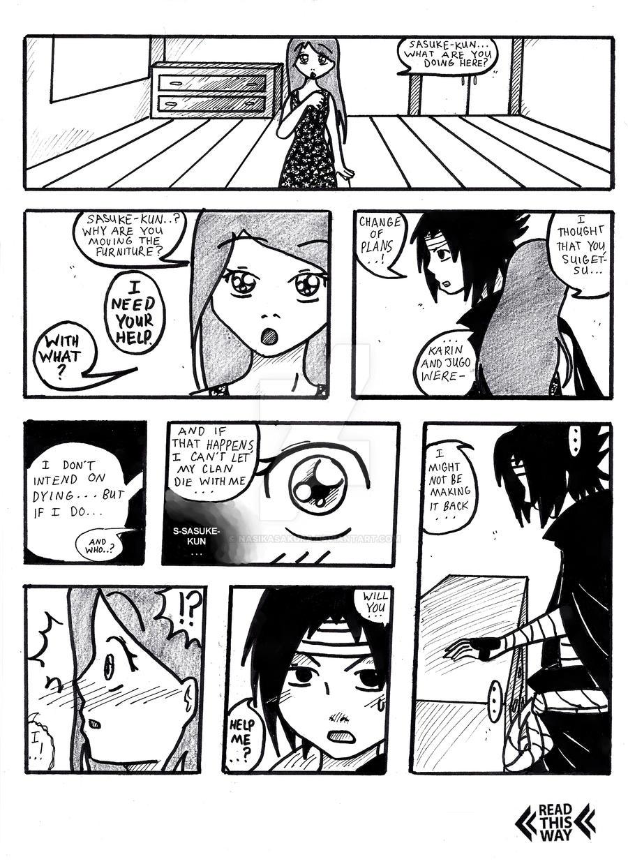 Sasuke's Insurance pg2 by NasikaSakura