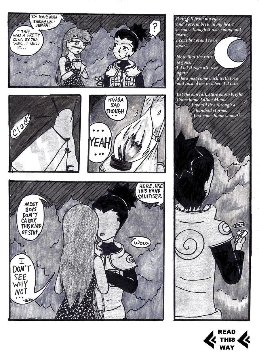 Sasuke's Insurance pg13 by NasikaSakura