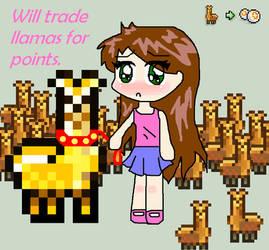 Got Points? Will Trade. by NasikaSakura