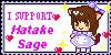 I Support hatakesage Stamp by NasikaSakura