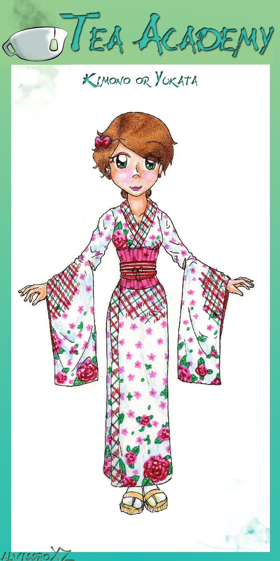 TA_ Kimono Meme by NasikaSakura