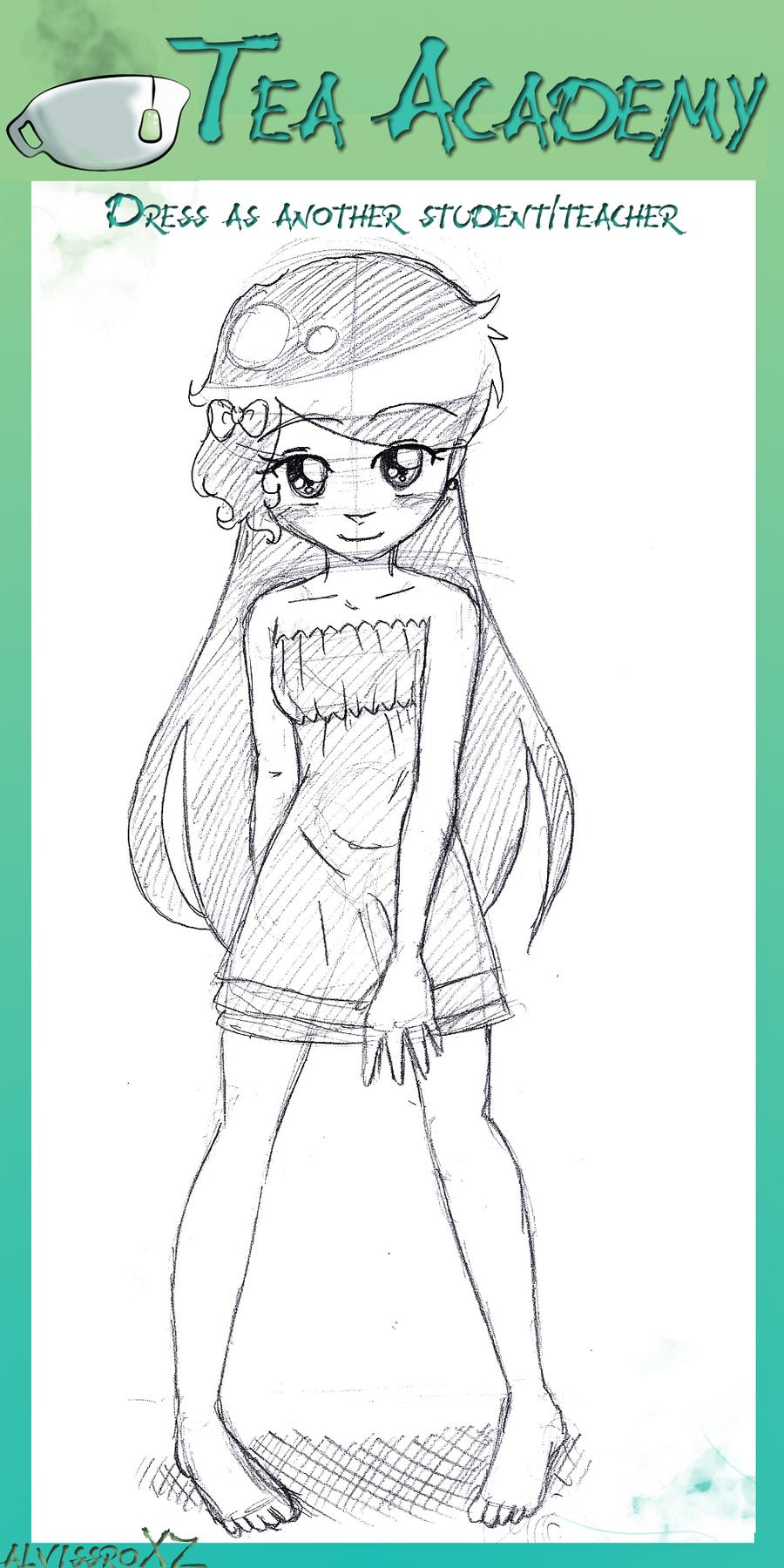 TA Dress as Another Meme by NasikaSakura