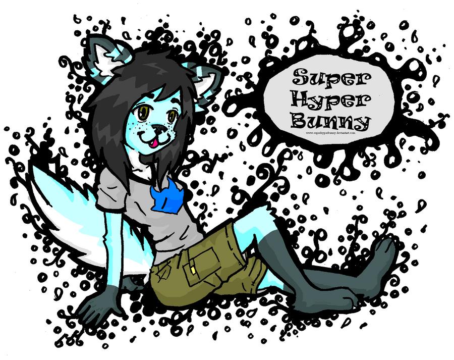 SuperHyperBunny by NasikaSakura