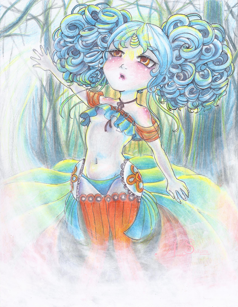 Calliope  by NasikaSakura
