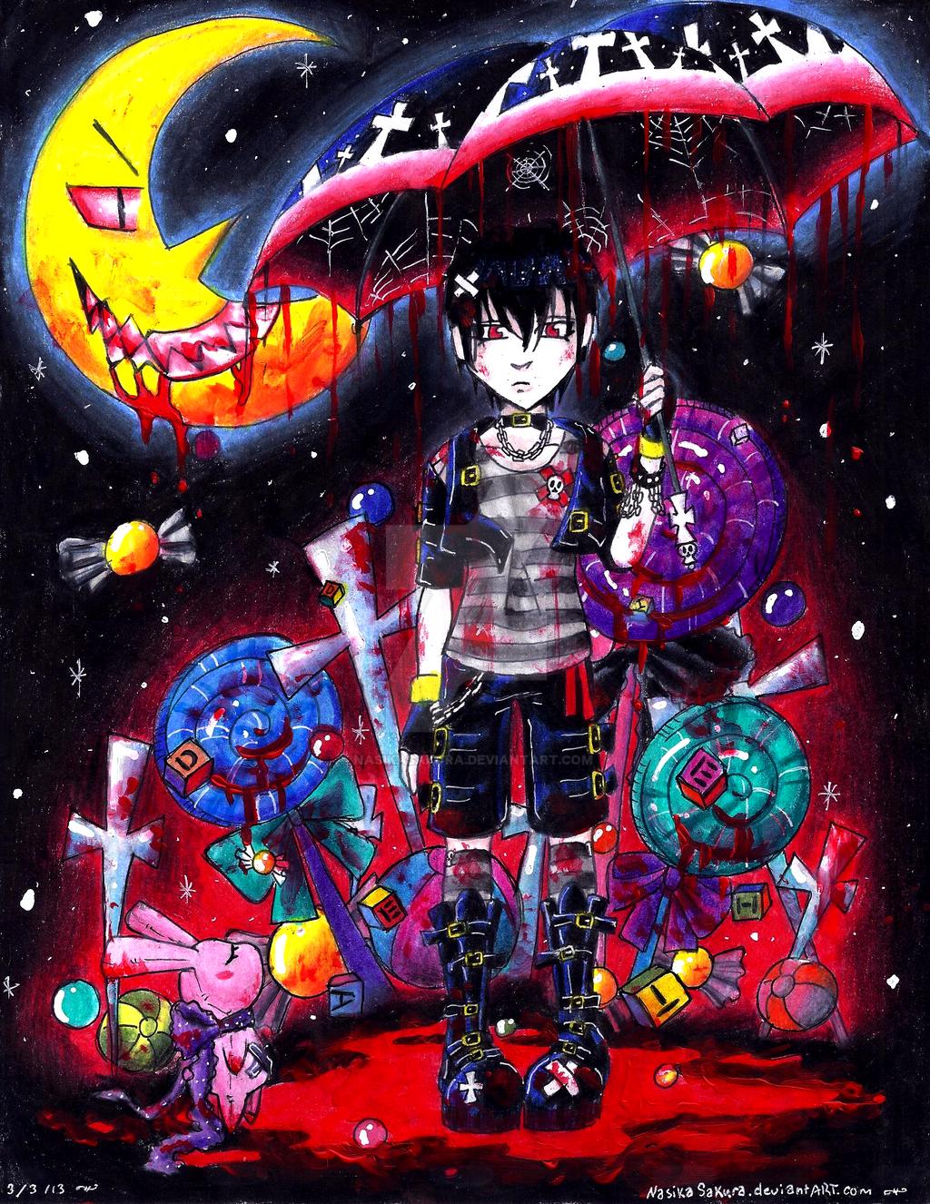 Where Has the Innocence Gone by NasikaSakura