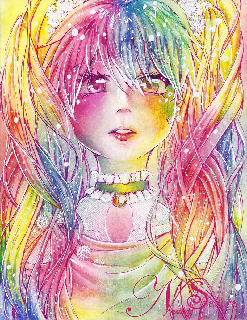 Prismatic by NasikaSakura