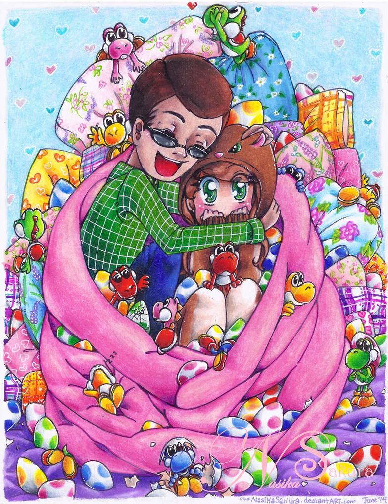 Skittles by NasikaSakura