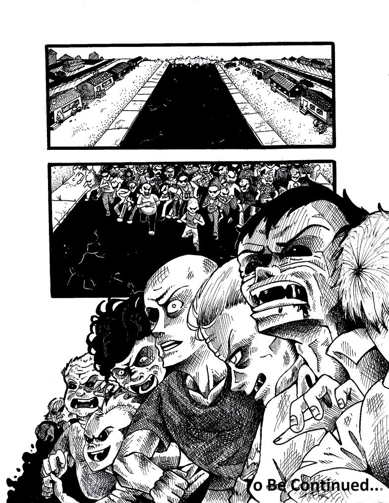 Blood and Sugar pg29 To be Continued by NasikaSakura