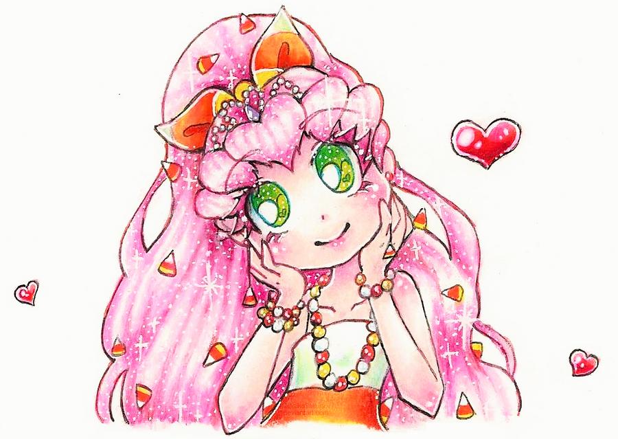 Cute Candy Corn Princess by NasikaSakura