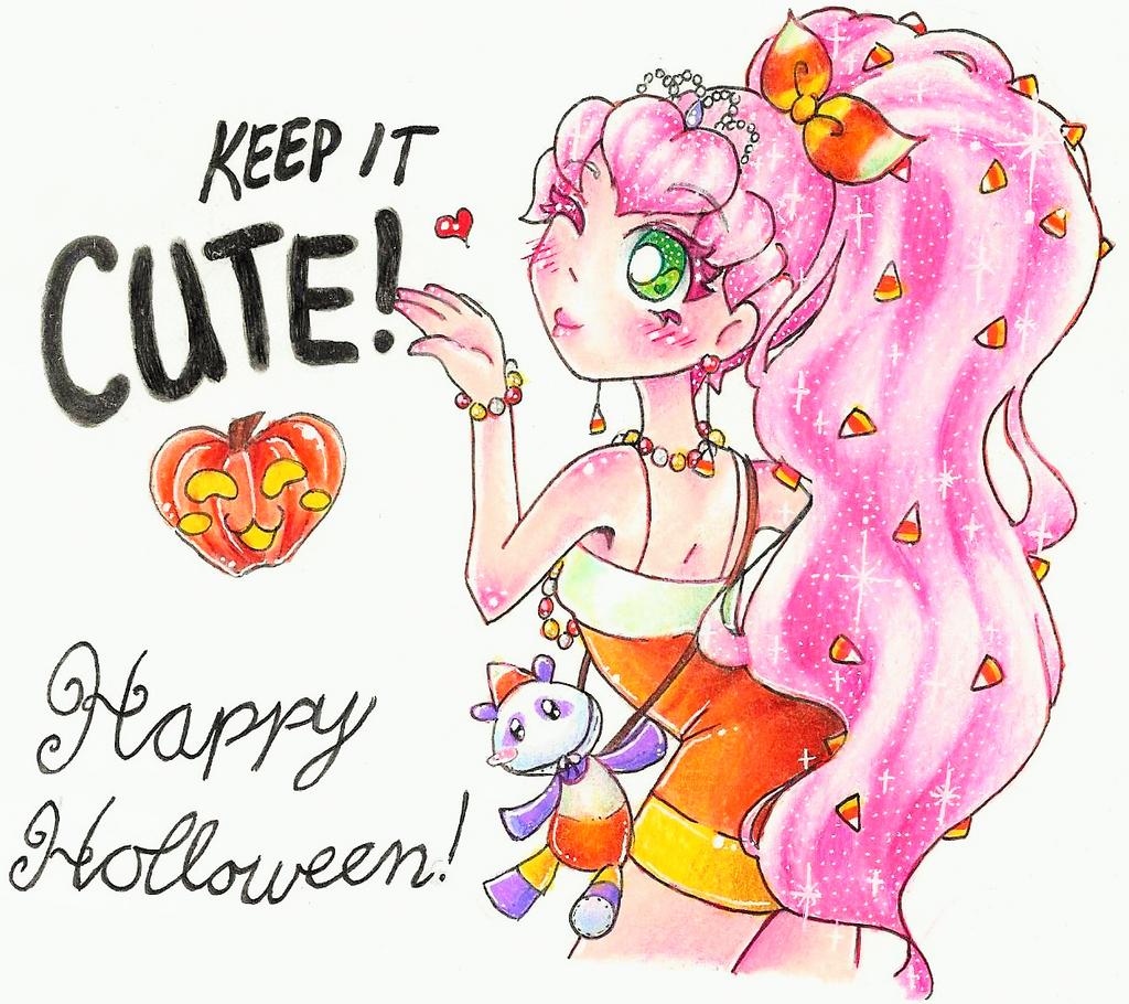 Keep it Cute Halloween by NasikaSakura