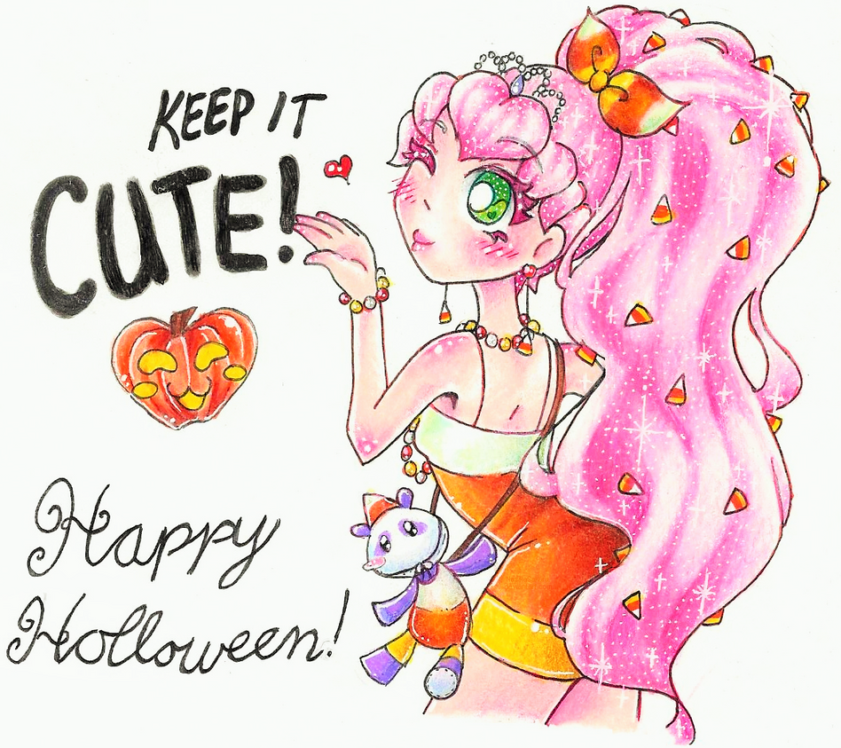 Keep it Cute Halloween by NasikaSakura