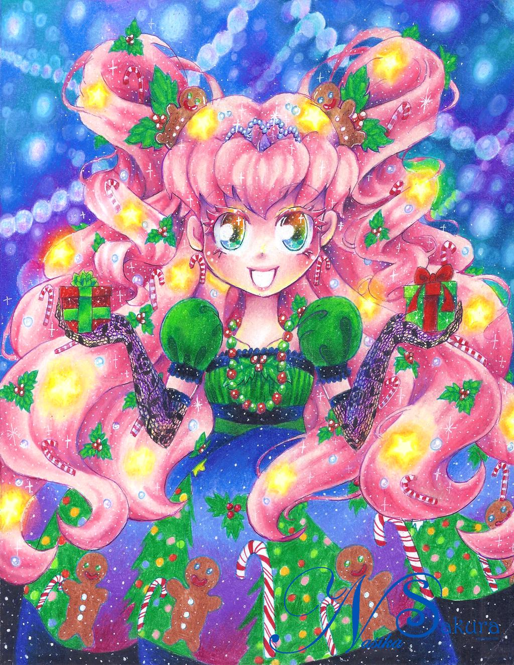 A Very ''Baby'' Christmas! by NasikaSakura