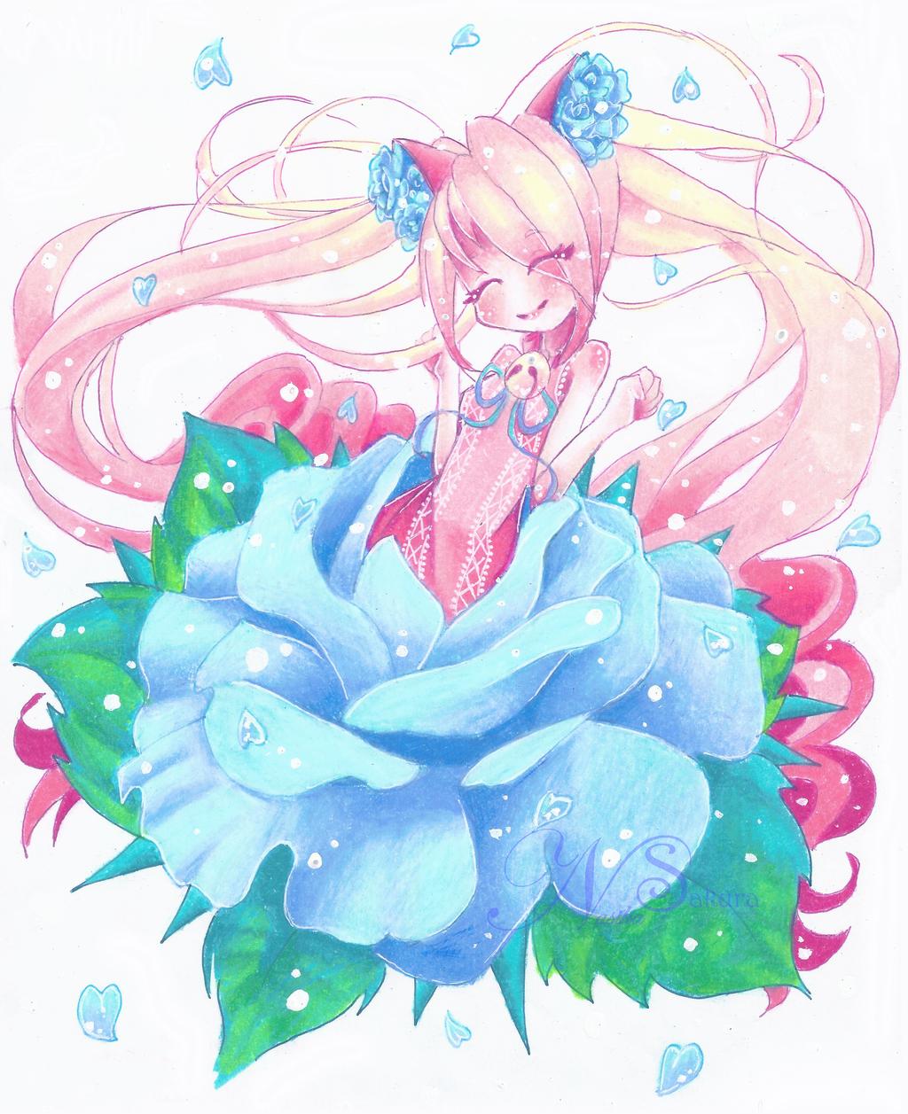 Yami Rose by NasikaSakura