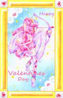 Cupid ''Baby'' Valentine by NasikaSakura
