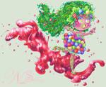 Rainbow Grape +SpeedArt