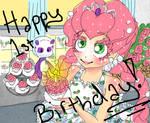 Happy 1st Birthday! _Doodle