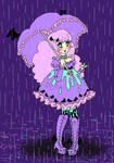 Pastel Rain