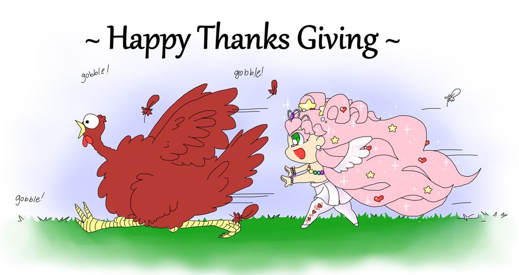 The Grand Turkey Race doodle by NasikaSakura