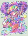 A Little Love on Your Pafait Birthday by NasikaSakura